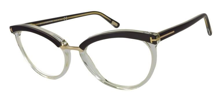 112e8e35f24 Okulary Tom Ford TF 5551B 005 4 Eyes Optyka