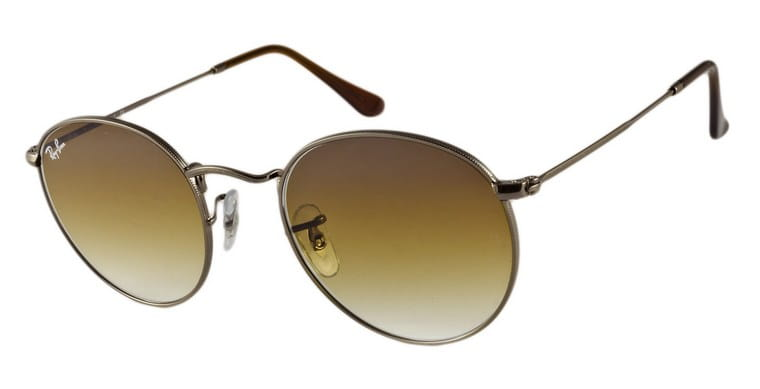 9866f4a8549 Ray-Ban Round Metal RB3447N-004 51 4 Eyes Optyka