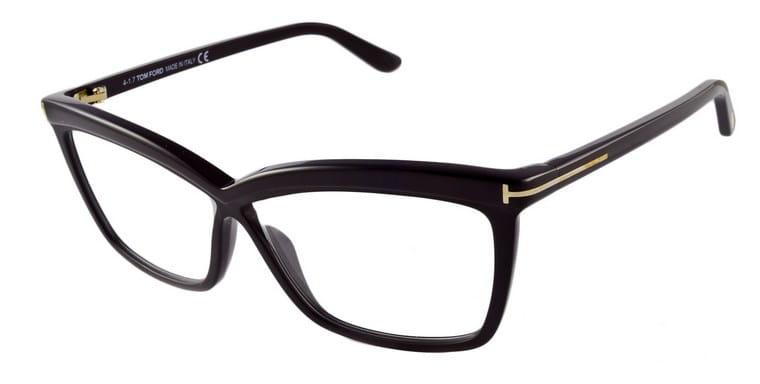 0f033fcbe9f Okulary Tom Ford TF 5470 001 4 Eyes Optyka