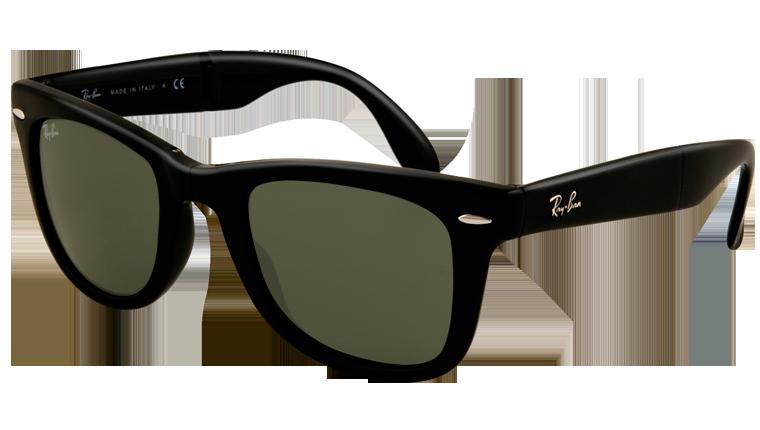 Okulary Ray-Ban® Wayfarer Folding RB4105-601S 4 Eyes Optyka afa9a865a74