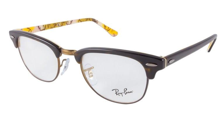 Okulary Ray-Ban Clubmaster RB5154-5650 4 Eyes Optyka ab2f4692de86