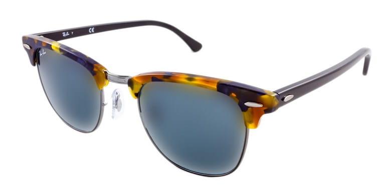 8388269f8b4f Okulary Ray-Ban Clubmaster RB3016-1158R5 4 Eyes Optyka