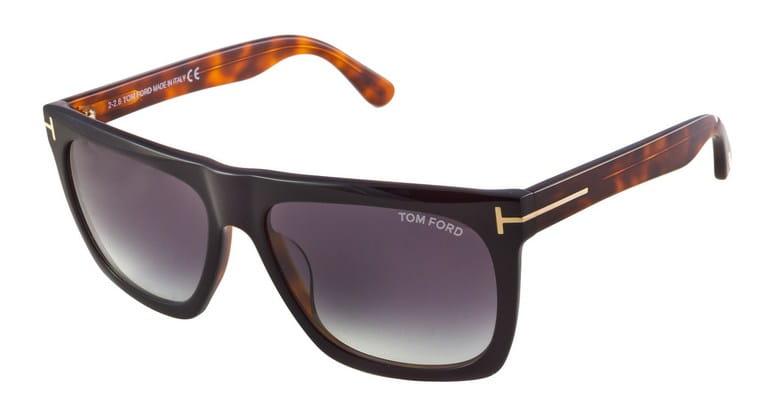 d3d212f2b24d10 Okulary Tom Ford Morgan TF 0513 05B 4 Eyes Optyka