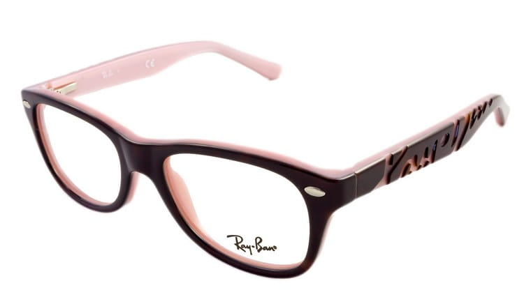 1a144bfb06 Okulary Ray-Ban Junior RB1544-3580 4 Eyes Optyka